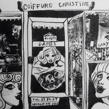 4.Coiffure Christine