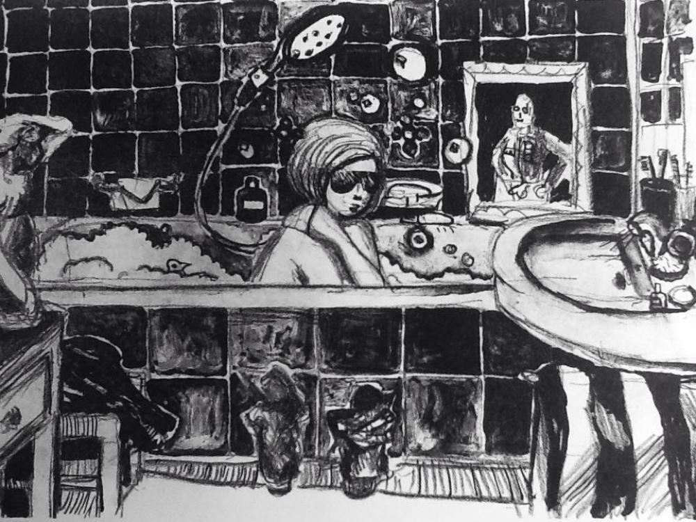 1.Salle de bain