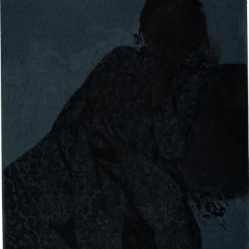 Anne-Françoise, portrait nocturne