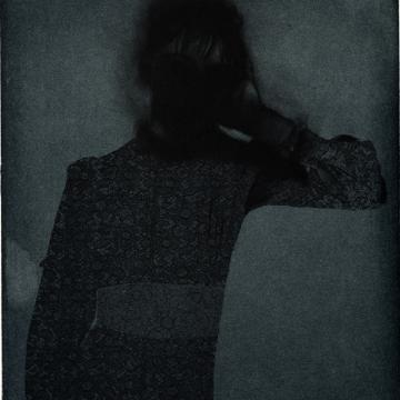 Amandine, portrait nocturne /1