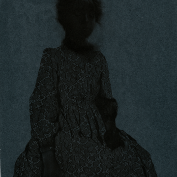 Amandine, portrait nocturne /2