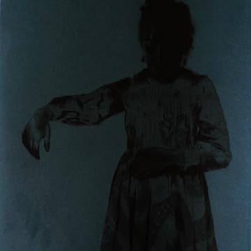 Amandine, portrait nocturne /4